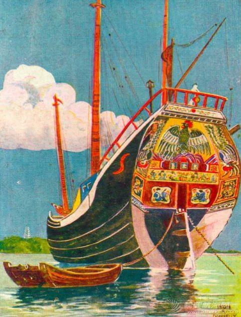 小帆笔记:中式帆船的古往今来(上)|非常航海课堂w52.jpg