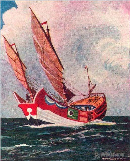 小帆笔记:中式帆船的古往今来(上)|非常航海课堂w53.jpg