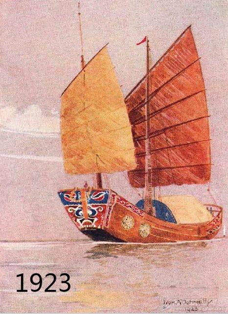 小帆笔记:中式帆船的古往今来(上)|非常航海课堂w54.jpg