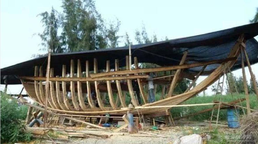 小帆笔记:中式帆船的古往今来(中) 非常航海课堂w7.jpg