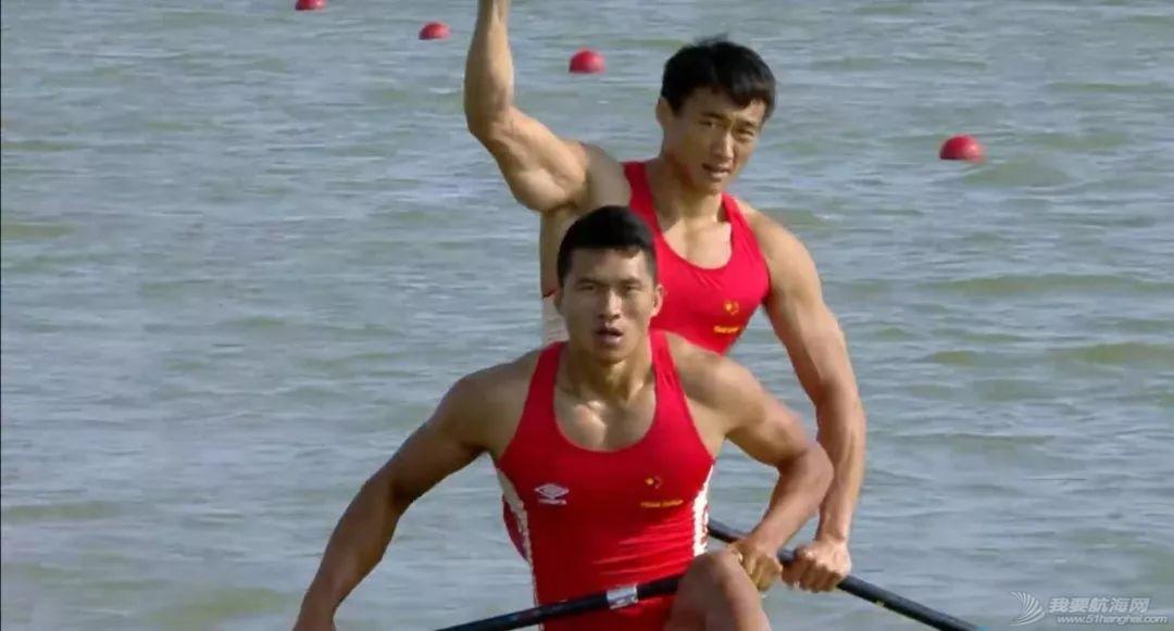 皮划艇世锦赛 | 中国3奥运项目预赛排名第1 强劲体能成杀手锏w2.jpg