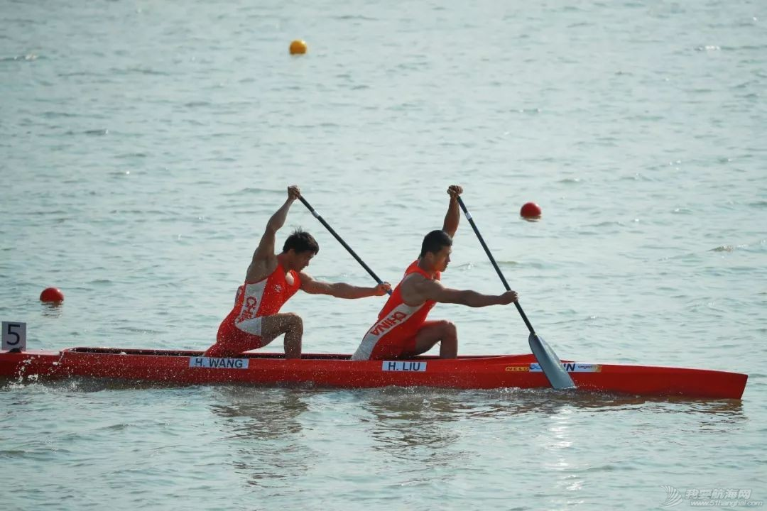 皮划艇世锦赛 | 中国3奥运项目预赛排名第1 强劲体能成杀手锏w4.jpg