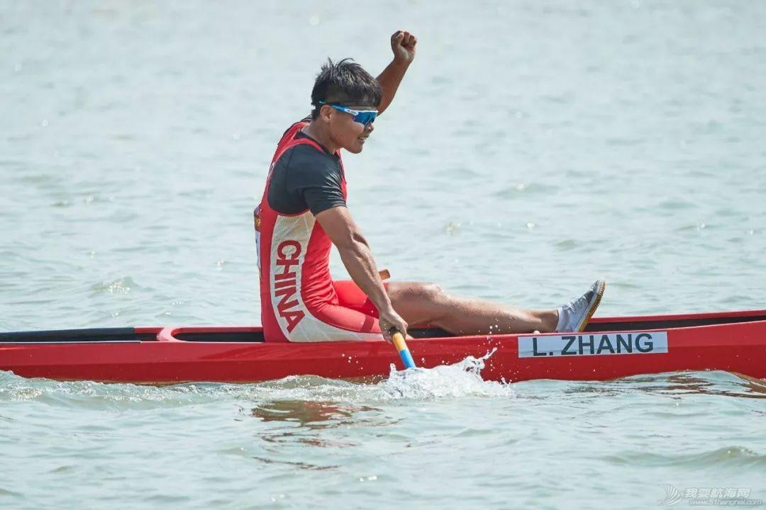 皮划艇世锦赛 | 中国3奥运项目预赛排名第1 强劲体能成杀手锏w5.jpg