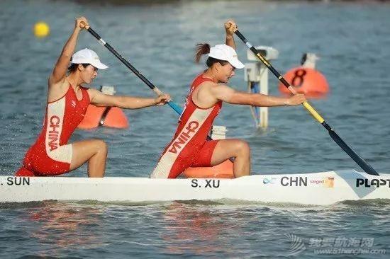 皮划艇世锦赛 | 中国3奥运项目预赛排名第1 强劲体能成杀手锏w6.jpg