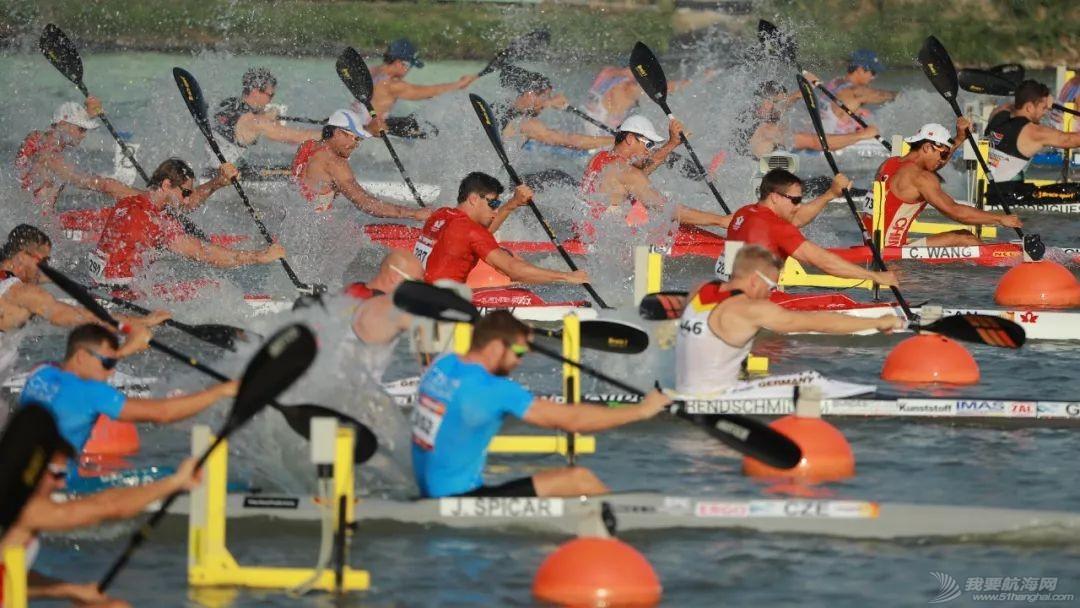 皮划艇世锦赛 | 中国3奥运项目预赛排名第1 强劲体能成杀手锏w8.jpg