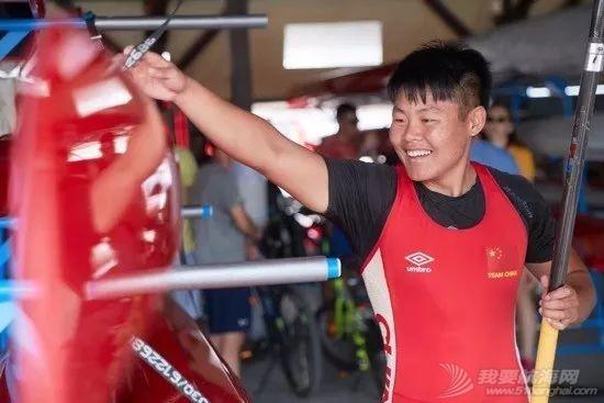 皮划艇世锦赛 | 中国3奥运项目预赛排名第1 强劲体能成杀手锏w12.jpg