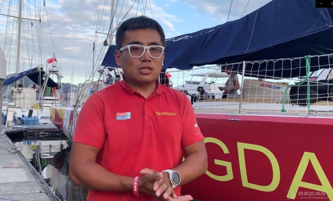 小帆笔记:走进环球帆船的世界 | 非常航海课堂