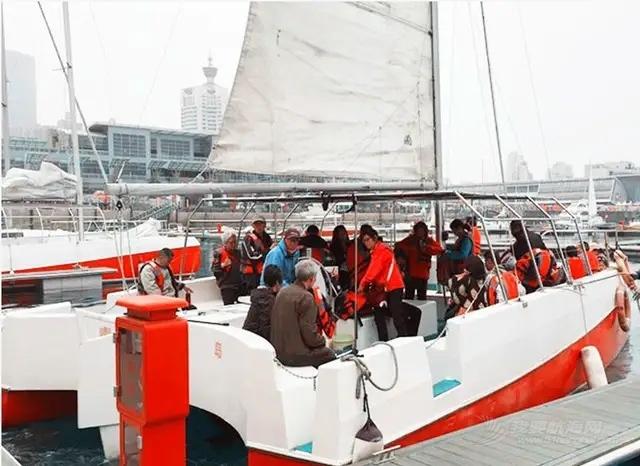 青岛全新旅行方式——自驾式帆船体验