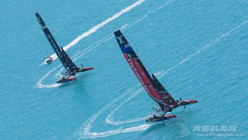 美洲杯帆船赛:只有4个冠军的百年超级帆船赛| 世界帆船赛事巡礼②w1.jpg