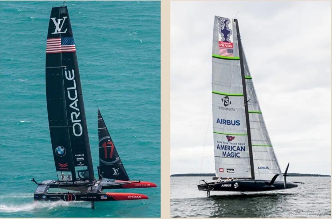 美洲杯帆船赛:只有4个冠军的百年超级帆船赛| 世界帆船赛事巡礼②w7.jpg