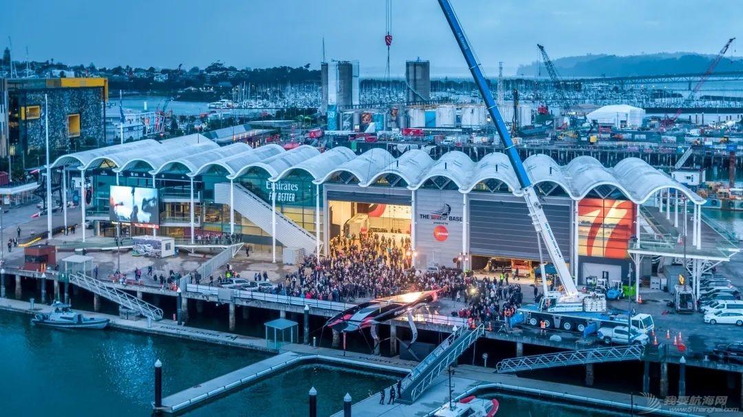 美洲杯帆船赛:只有4个冠军的百年超级帆船赛| 世界帆船赛事巡礼②w11.jpg