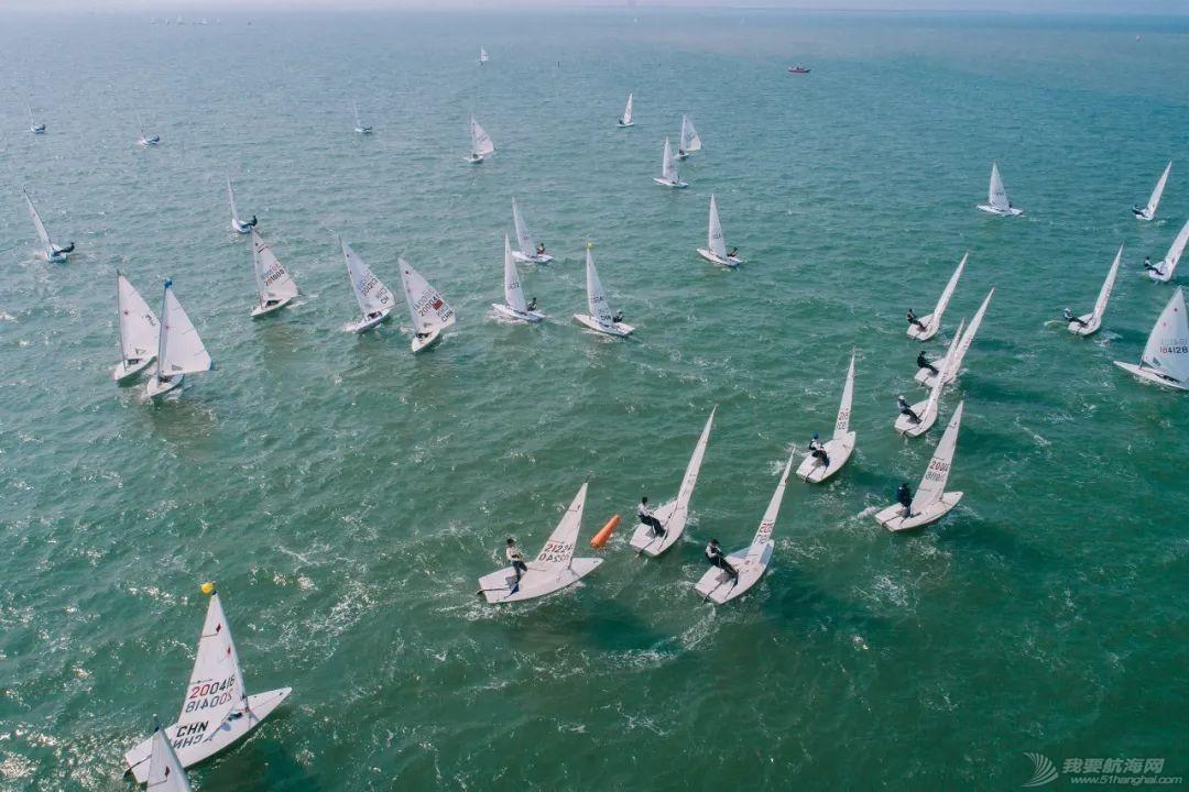 国家帆船帆板队奥运备战大合练(激光雷迪尔级)在海口举行w1.jpg