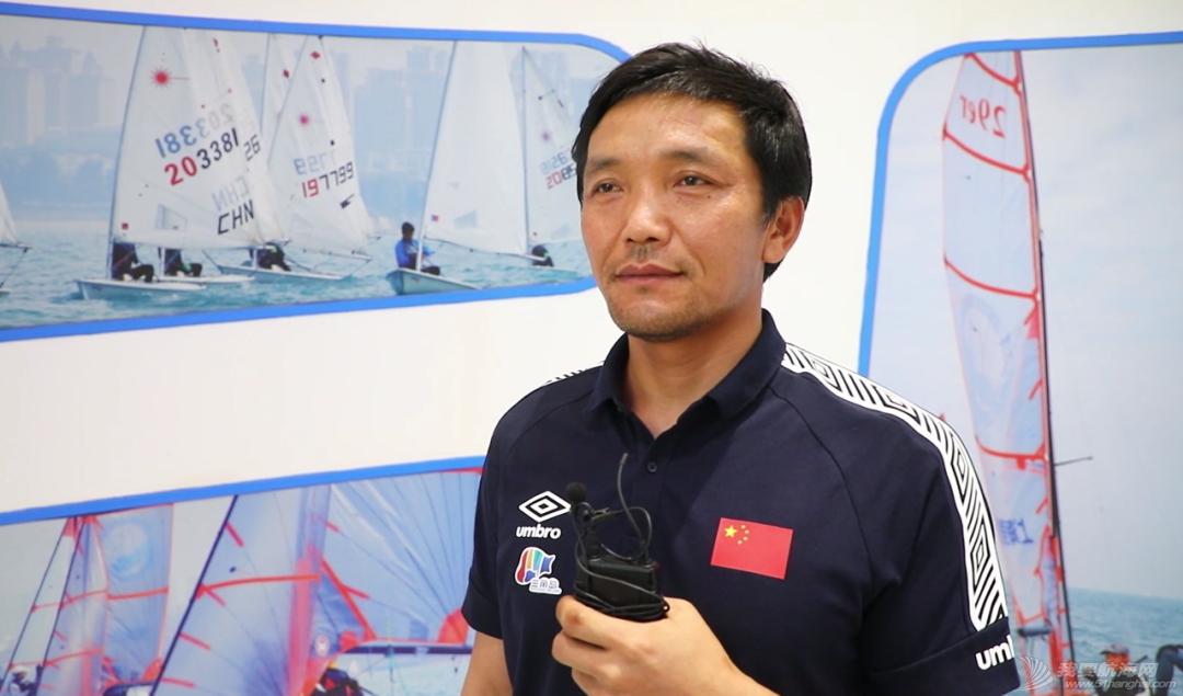 国家帆船帆板队奥运备战大合练(激光雷迪尔级)在海口举行w2.jpg