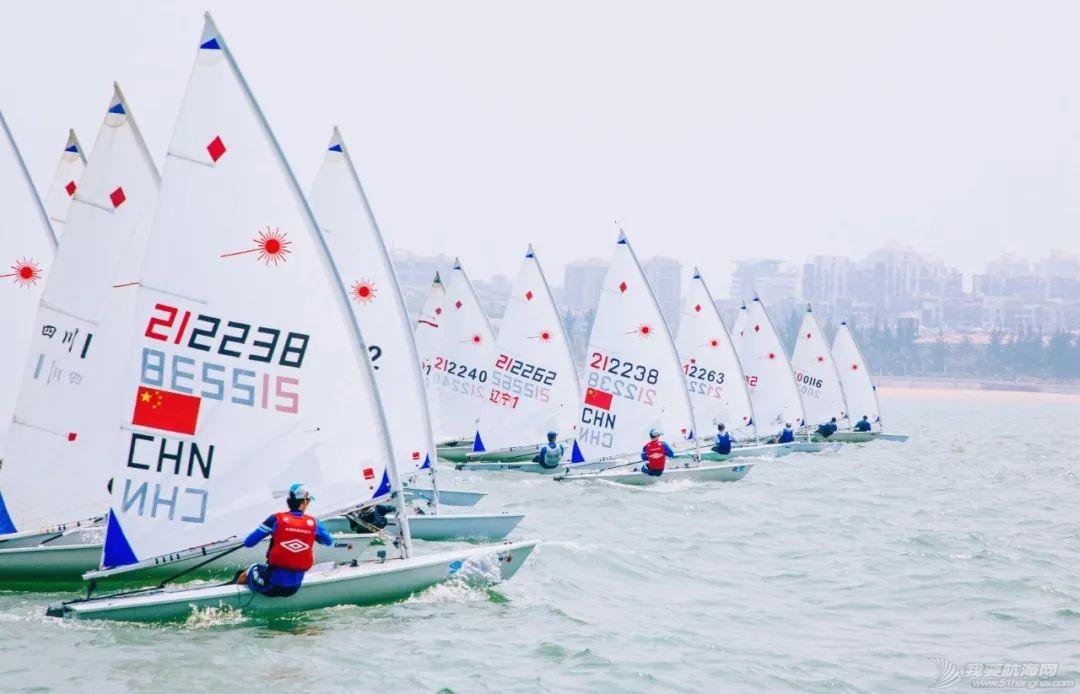国家帆船帆板队奥运备战大合练(激光雷迪尔级)在海口举行w4.jpg
