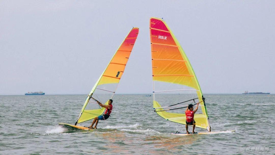 国家帆船帆板队帆板RS:X级四月月赛在海口举行w2.jpg