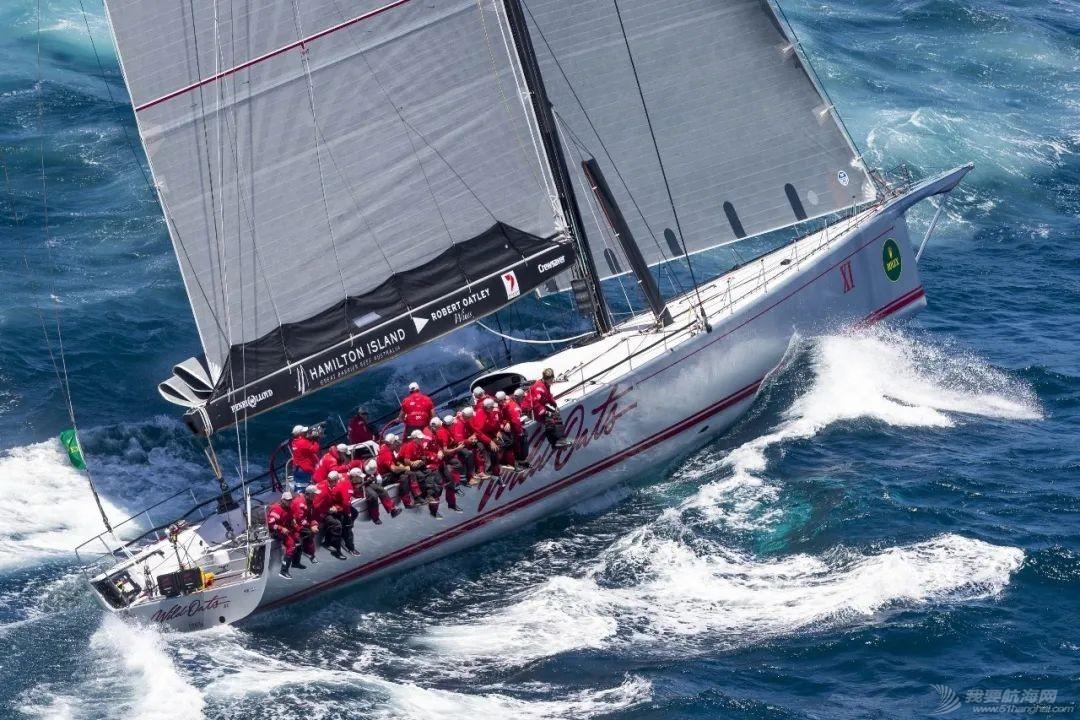 悉尼霍巴特帆船赛:水手们的海上圣诞狂欢 | 世界帆船赛事巡礼⑧w1.jpg