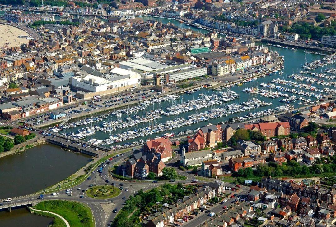 英国游艇码头分布第八篇,韦茅斯w4.jpg