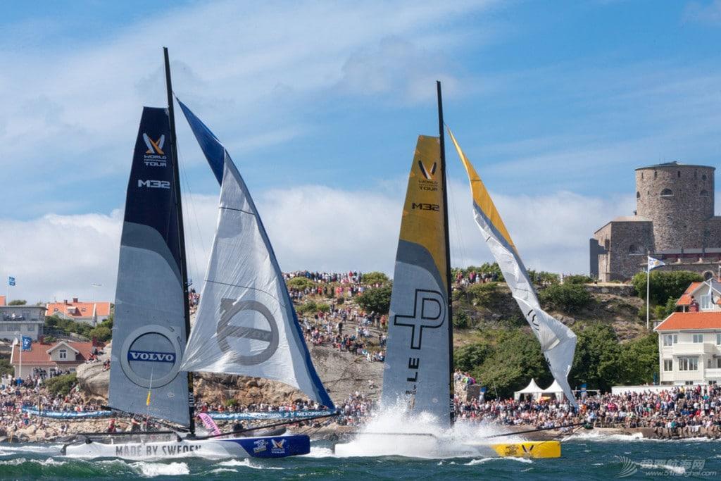 世界帆船对抗巡回赛:1v1的狂欢派对 | 世界帆船赛事巡礼⑨w14.jpg