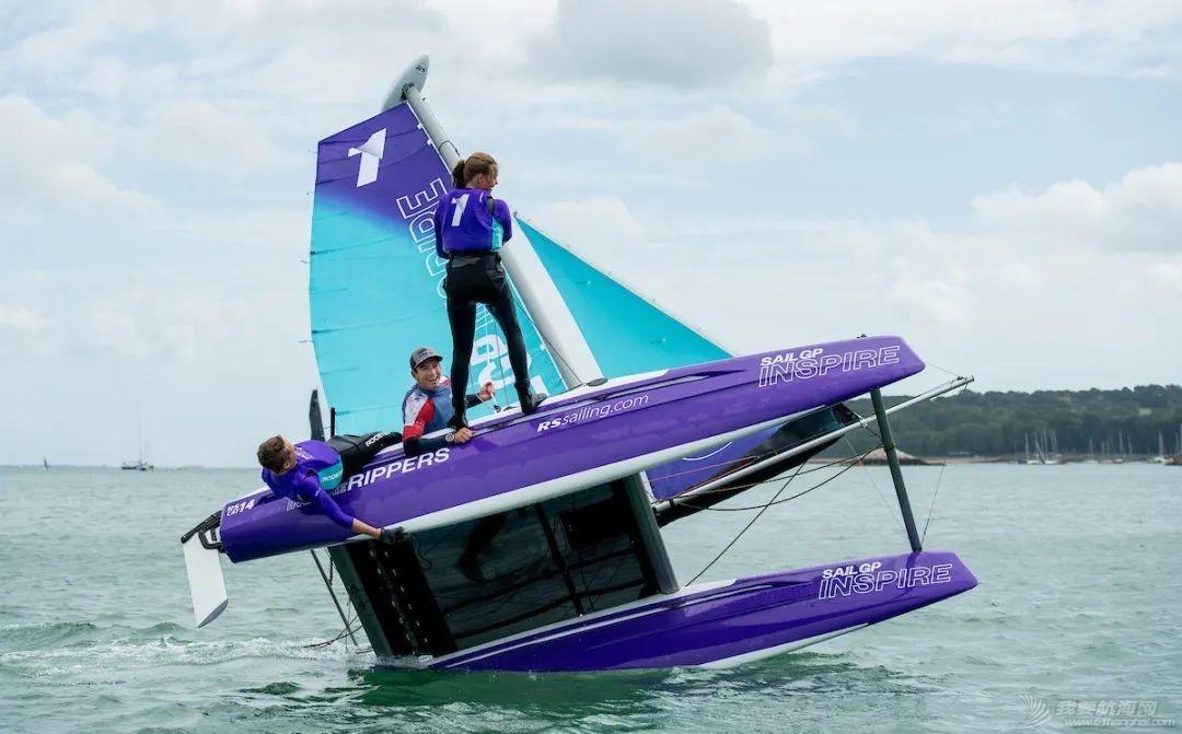 国际帆船大奖赛:一个有钱任性的脑洞变现故事 | 世界帆船赛事巡礼⑩w22.jpg