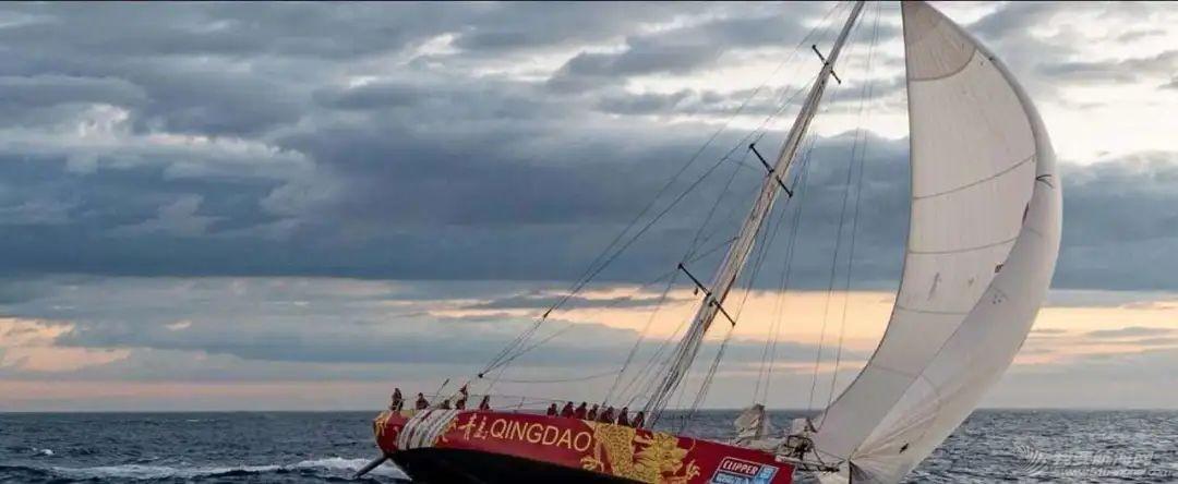 """一帆风顺,再创佳绩!""""青岛号""""大帆船斩获克利伯环球帆船赛第七赛程冠军w15.jpg"""