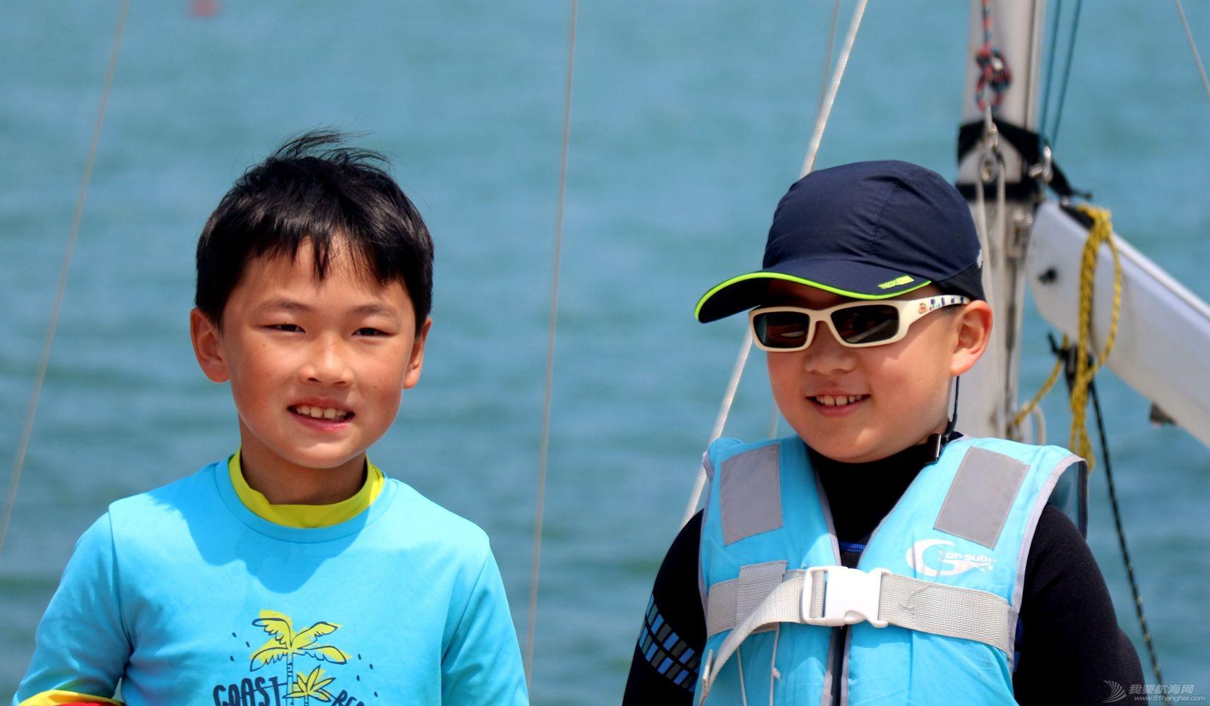 烟台海上铭帆航海俱乐部20200524