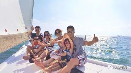 帆船,一起,海上,一个,故事 活动现场直击 ▏海上帆赛+帆船派对 Let's have some fun!  093844mffppljjbpgjoblg