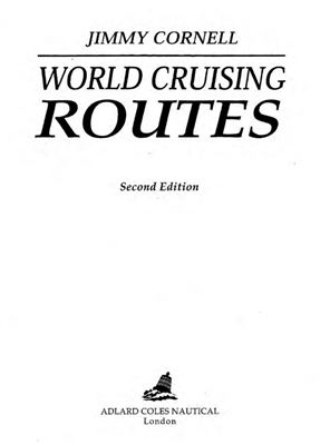 World Cruising Routes世界巡游路线