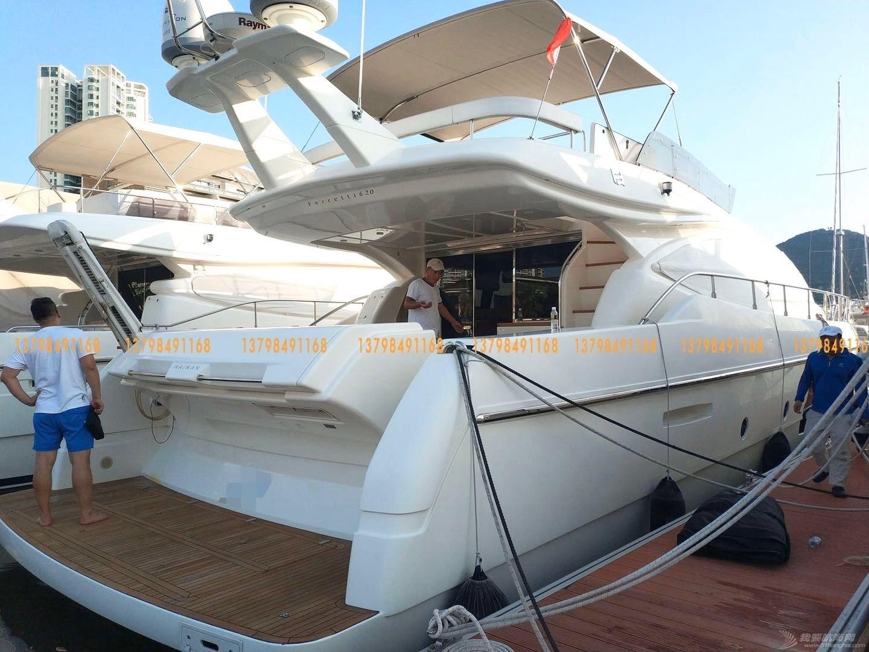 2012,意大利,800小时,马力,不超过 2012年产意大利进口62尺豪华游艇出售  120035d1cxlxcw0014bwiw