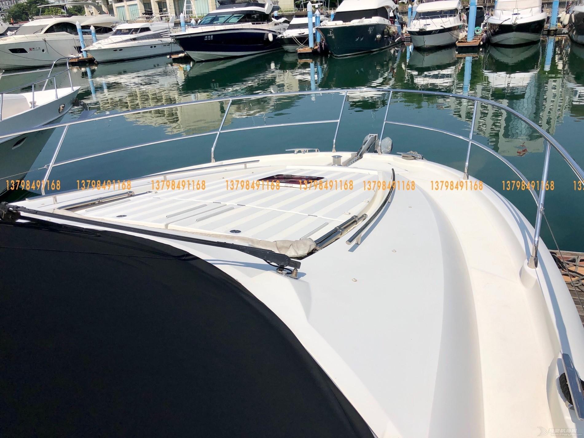 2013年法国进口51尺豪华游艇出售