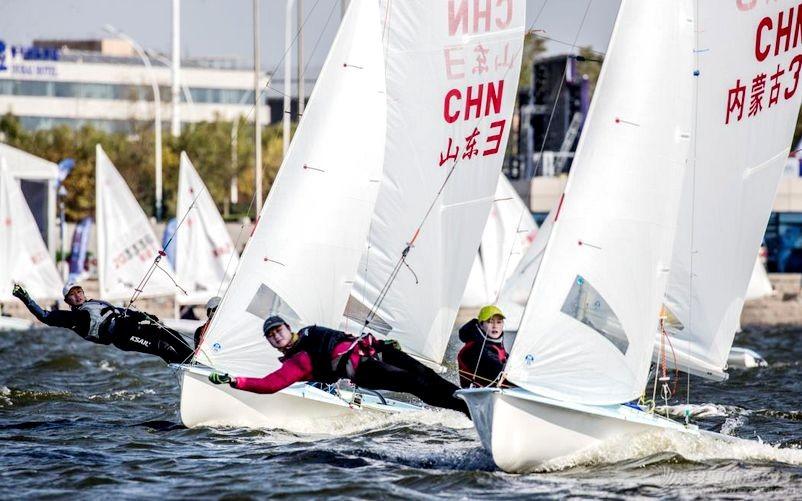 中国帆船联赛盛大开赛  开启中国帆船职业化元年w9.jpg