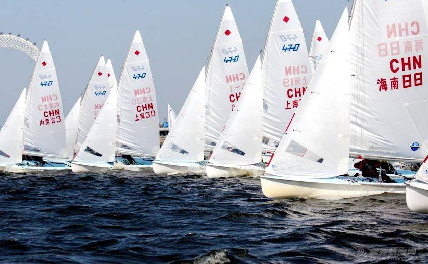 中国帆船联赛盛大开赛  开启中国帆船职业化元年w10.jpg
