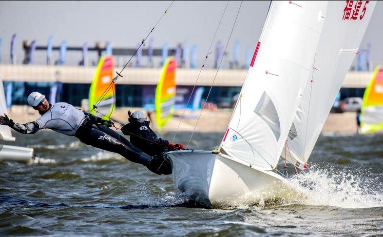中国帆船联赛盛大开赛  开启中国帆船职业化元年w13.jpg