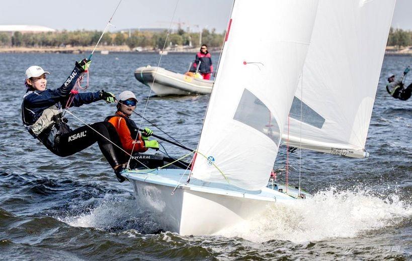 中国帆船联赛盛大开赛  开启中国帆船职业化元年w19.jpg