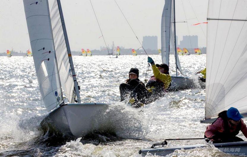 中国帆船联赛盛大开赛  开启中国帆船职业化元年w18.jpg