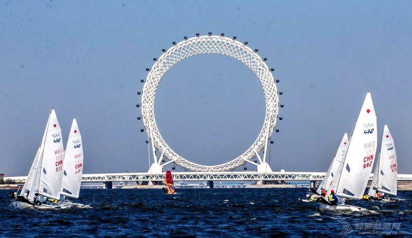 中国帆船联赛盛大开赛  开启中国帆船职业化元年w22.jpg