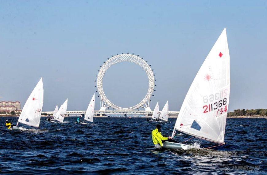 中国帆船联赛盛大开赛  开启中国帆船职业化元年w24.jpg