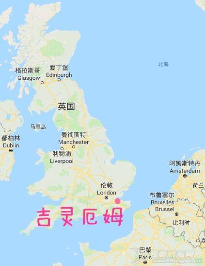 英国游艇码头分布第二十九篇,吉灵厄姆w1.jpg