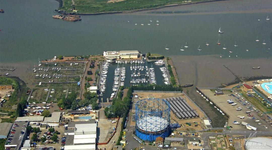 英国游艇码头分布第二十九篇,吉灵厄姆w3.jpg