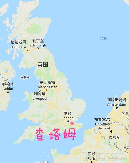英国游艇码头分布第二十八篇, 查塔姆w1.jpg