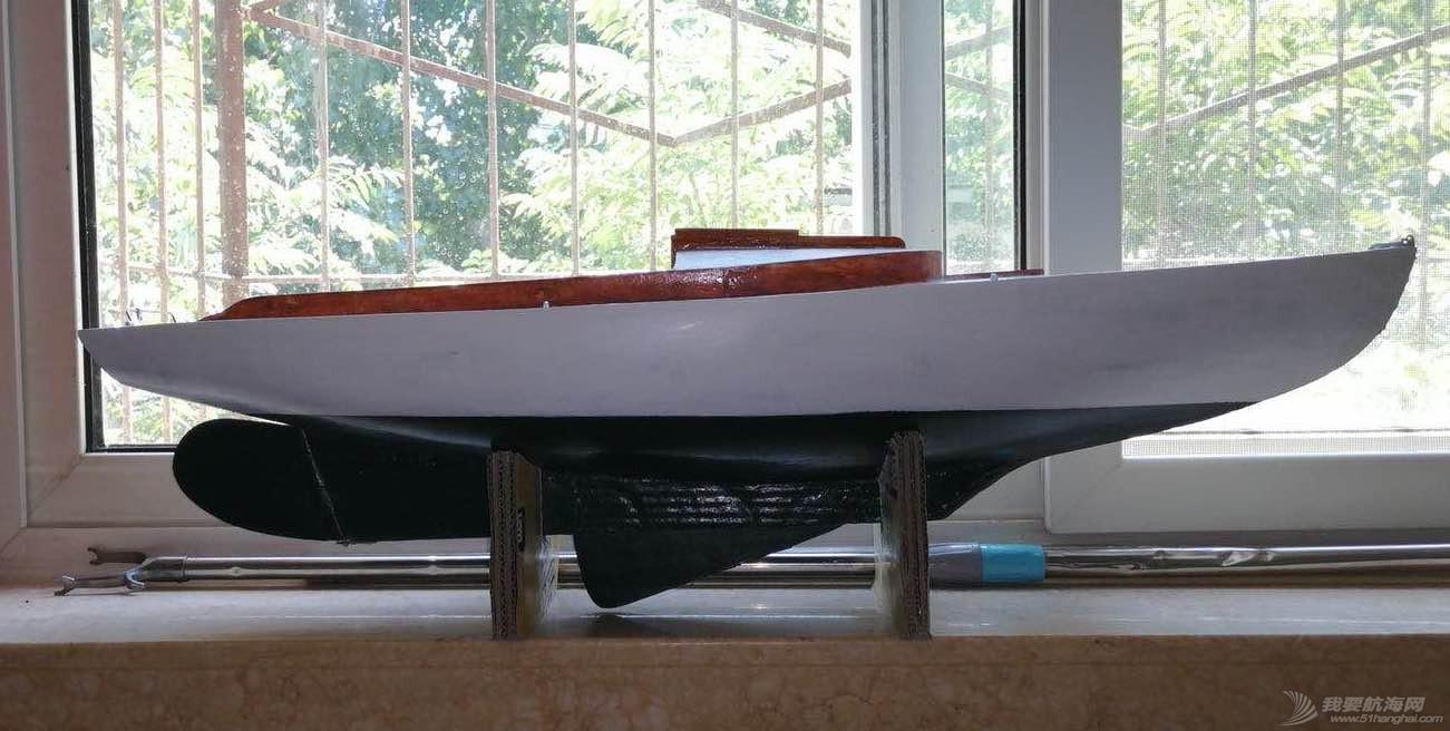 WIANNO SENIOR 25尺小船设计图纸分享