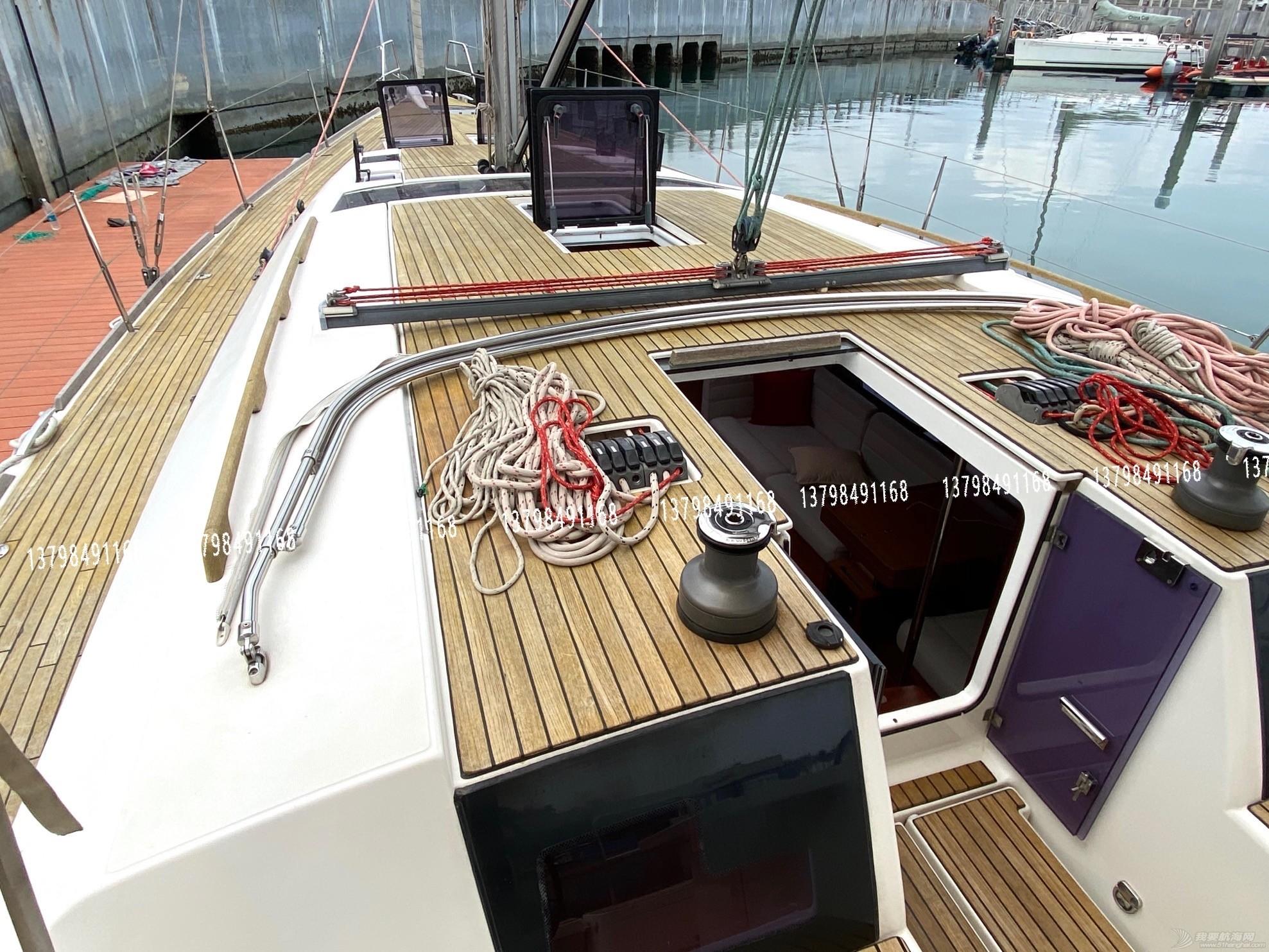 2016年法国产50尺进口帆船