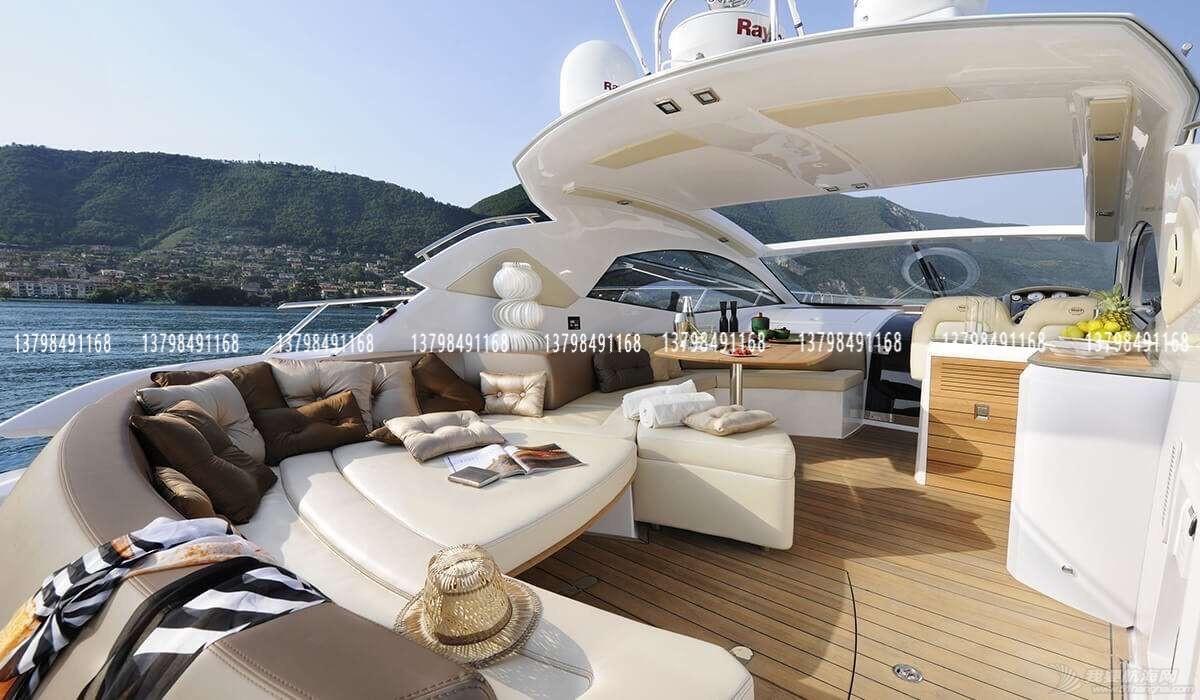 2016年产意大利进口44尺游艇出售