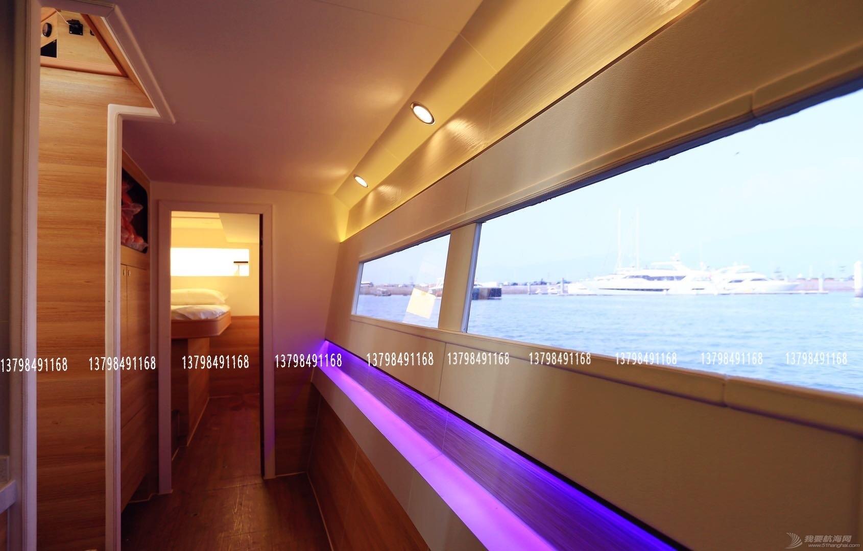 2019年产55尺双体帆船出售