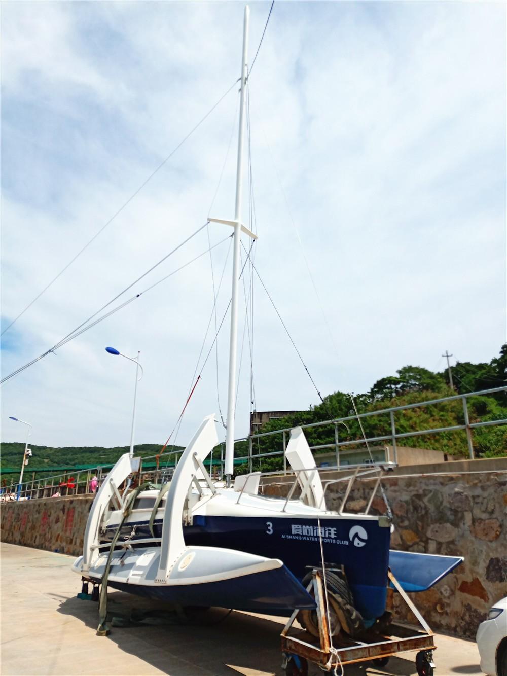 下水,随时,全新,要的,航行 全新二手国产三体29尺帆船 船侧首 223227q6umv11bzcbfm6bf