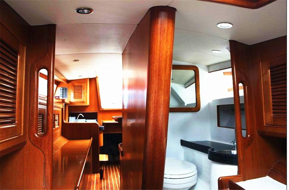 下水,随时,全新,要的,航行 全新二手国产三体29尺帆船 舱室全貌 223406qrubqpq2ars0q0u4