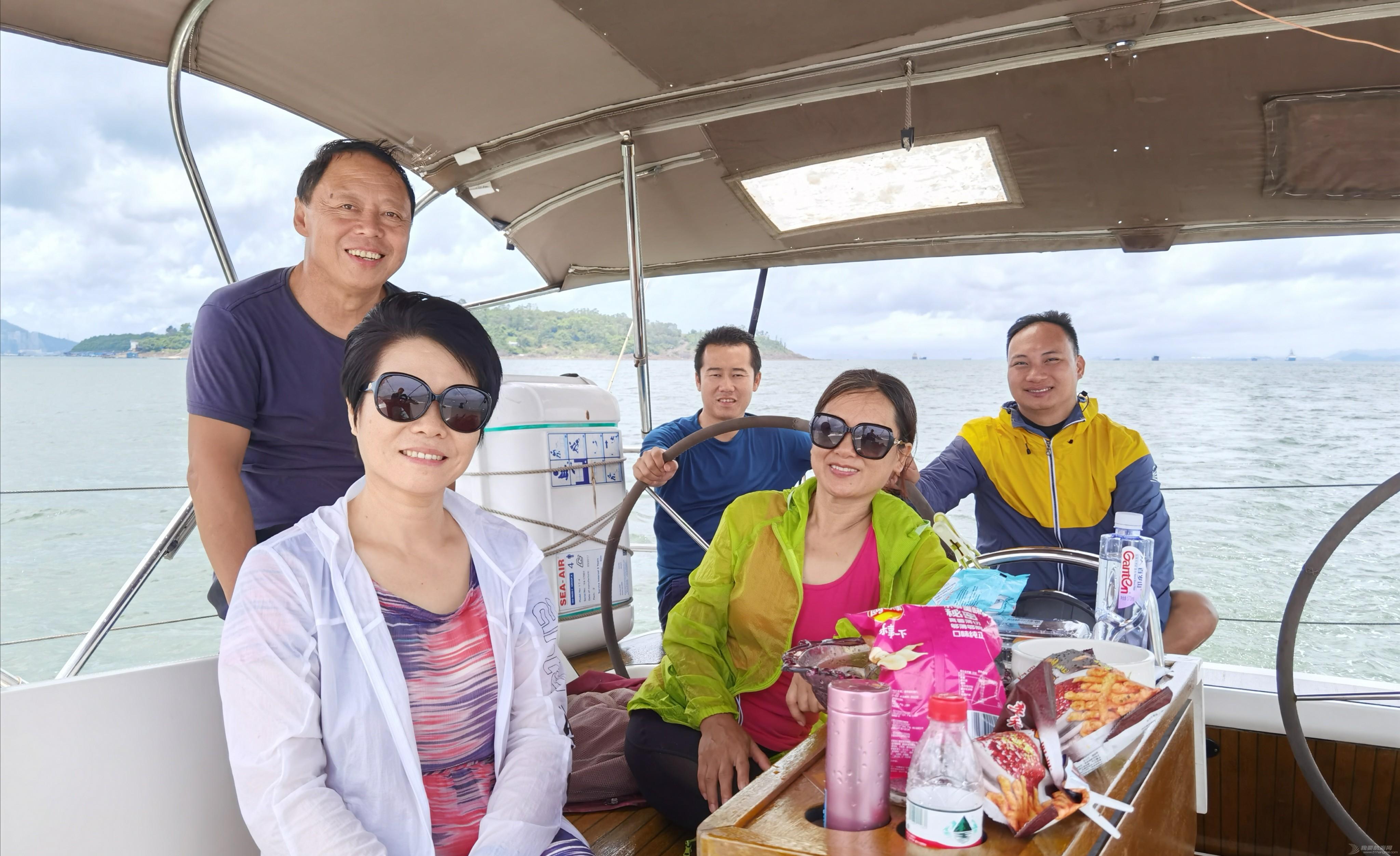 丹云号航海日志四十一:帆船旅行离中国百姓有多远