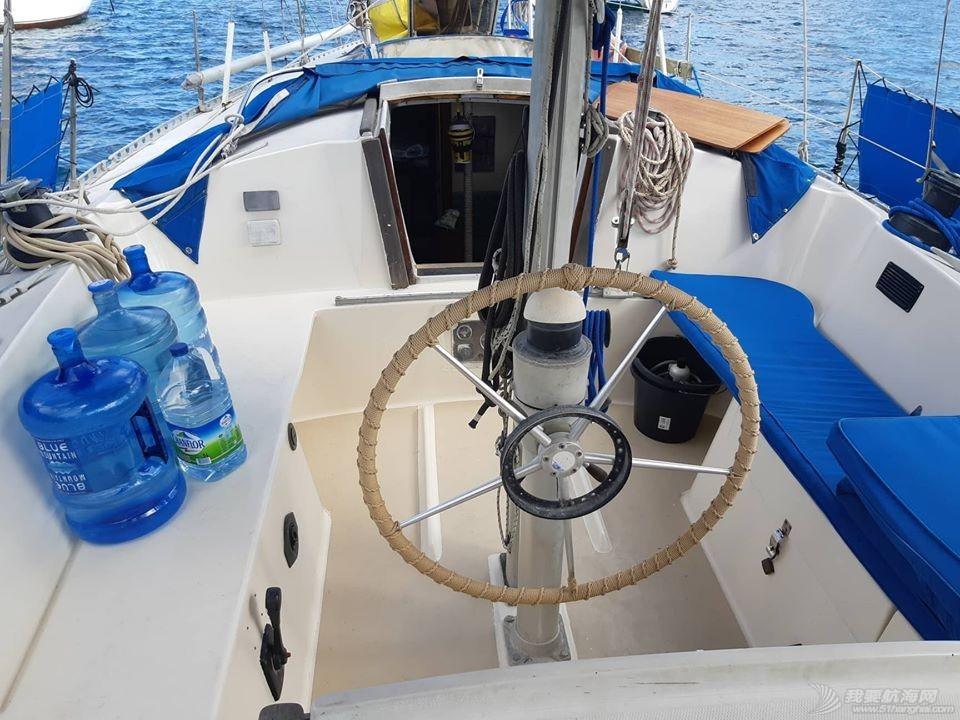 系统,2019年,电池,独立,充电器 法国Dufour 丹枫经典双桅帆船 37英尺  233048fup52b7uy5pazbkr