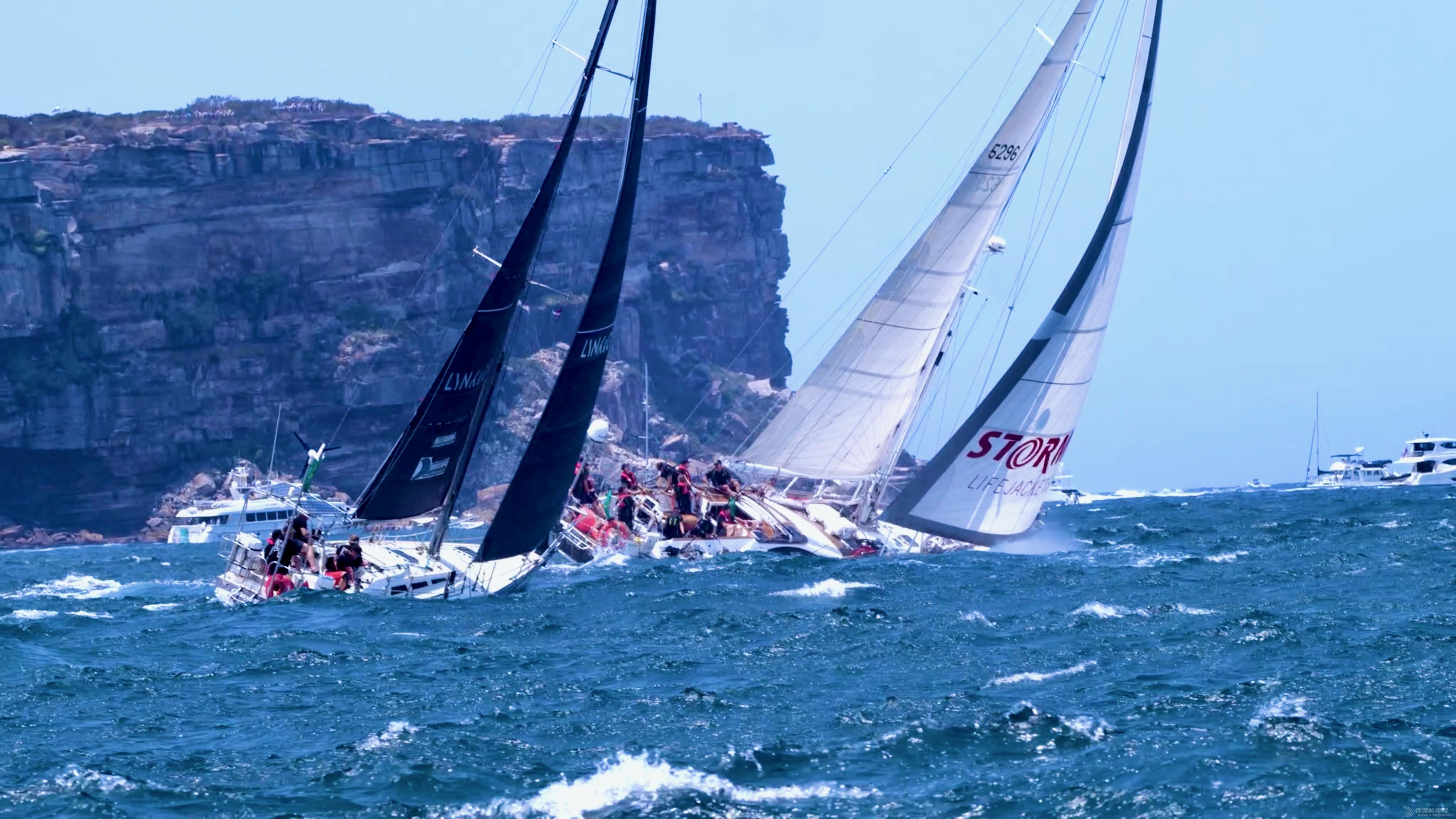 帆船,悉尼,航海,巴特,中国 《寻找航海的灵魂》国内首部劳力士悉尼霍巴特帆船赛纪录片
