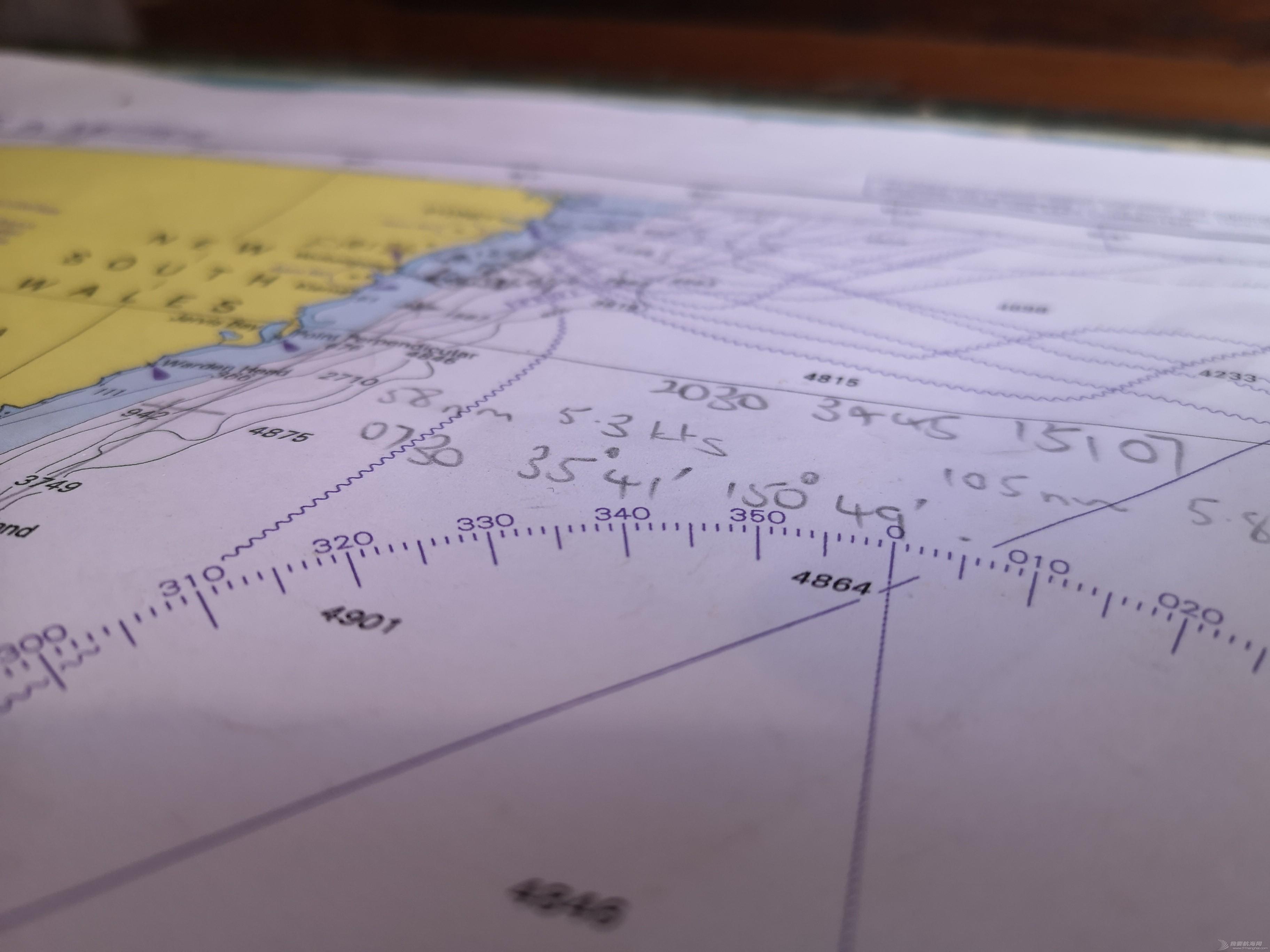 【海上日记】劳力士悉尼霍巴特75周年帆船赛第二天