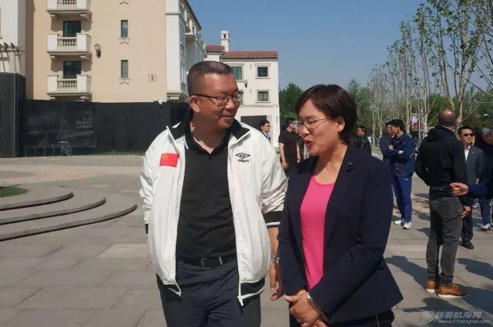烟台市副市长张波: 烟台有信心也有决心把帆船运动推动好、发展好w3.jpg